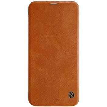 Nillkin Qin Book Tok Brown Samsung J415 Galaxy J4+ 2441600