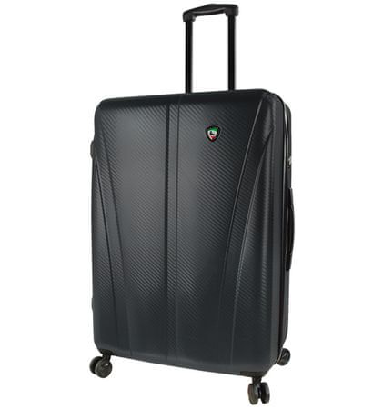 Mia Toro Cestovní kufr M1238/3-L černá