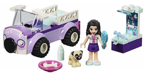 LEGO Friends 41360 Mobilna klinika weterynaryjna Emmy