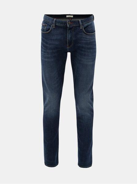 Tommy Hilfiger modré pánské slim fit džíny Layton M