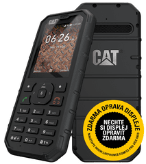 CAT B35, Dual SIM, LTE outlet/c