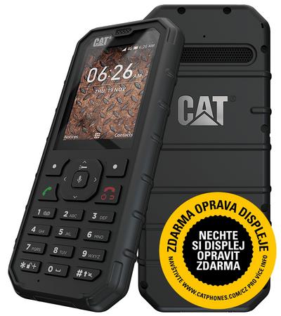 CAT telefon B35, Dual SIM, LTE