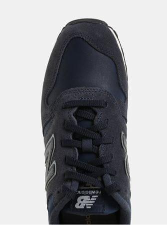 New Balance tmavě modré pánské semišové tenisky 42 1 2  7fbd48435e