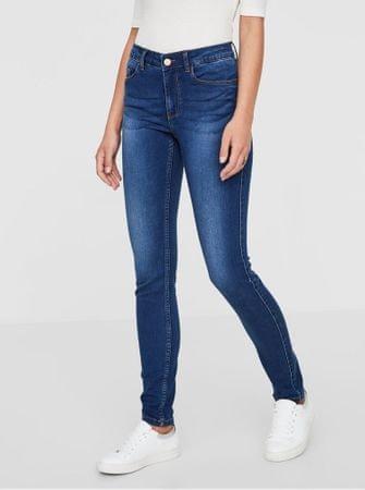 Noisy May modré slim fit džíny Extreme XS-S  6c5d9d3baa