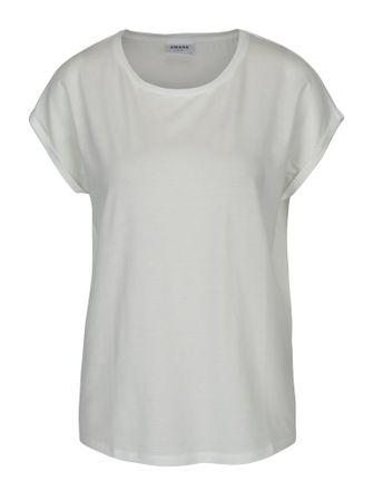 Vero Moda krémové dámské basic tričko s krátkým rukávem AWARE Ava  XS