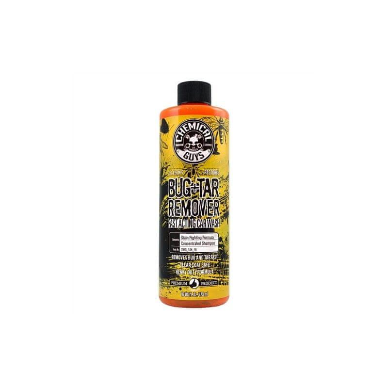 Chemical Guys Bug&Tar Heavy Duty Car Wash Shampoo (16oz)