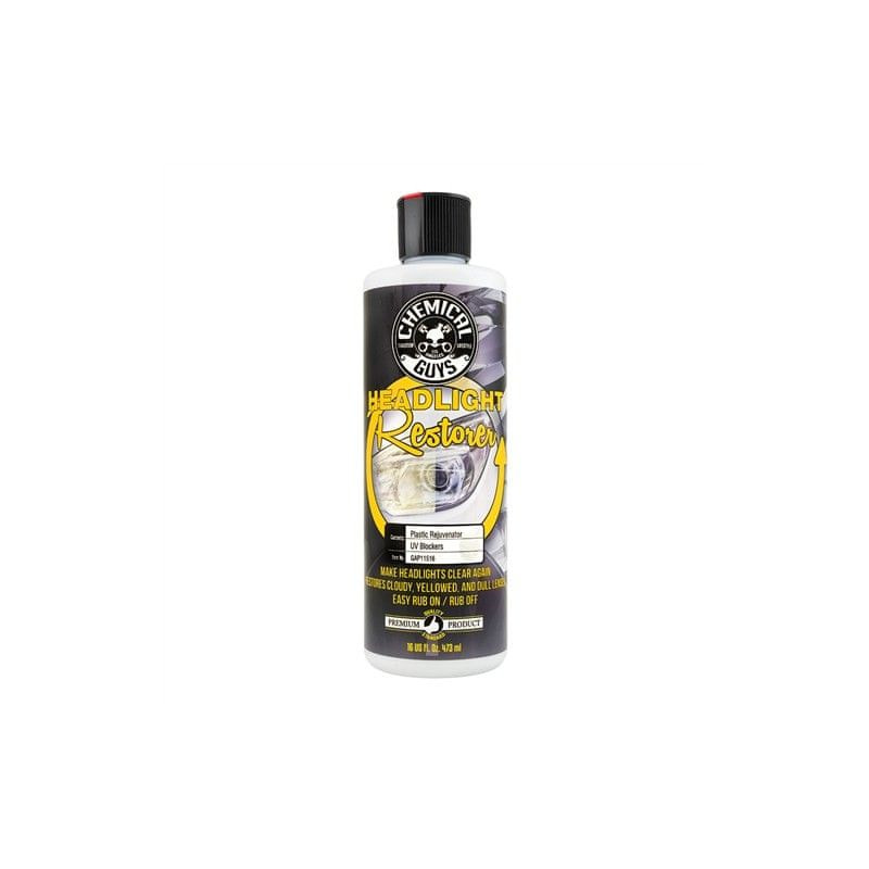 Chemical Guys Headlight Restorer and Protectant (16 oz)