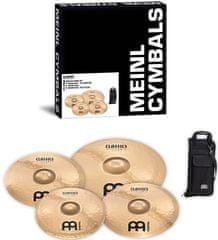 Meinl Classics Custom Cymbal Set 14/16/18/20M Činelová súprava