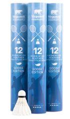 Stepanek Badmintonové míčky Stepanek Goose Edition (12ks)