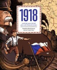 Borůvková Vendula: 1918 aneb Jak jsem dal gól přes celé Československo