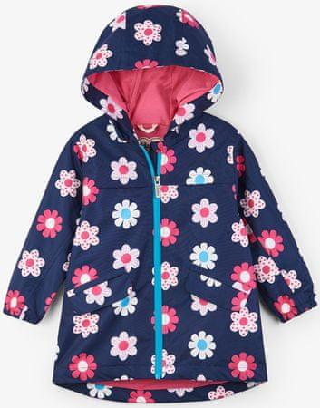Hatley Dziewczęcy płaszcz przeciwdeszczowy 92 niebieski