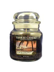 Yankee Candle Classic közepes 411 g, Fekete kókusz