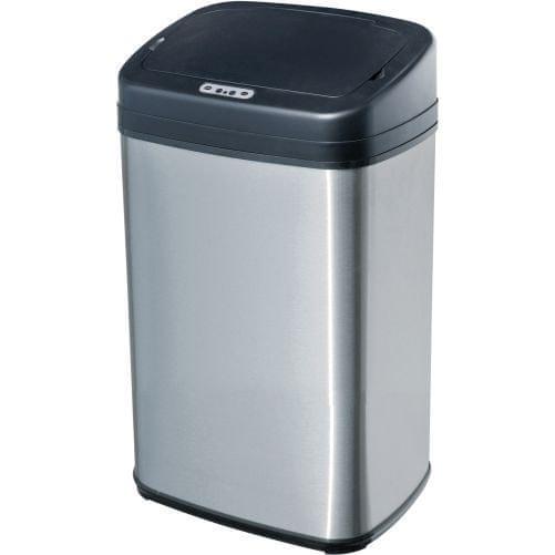 M.A.T. Group Bezdotykový automatický odpadkový koš 30 l nerez
