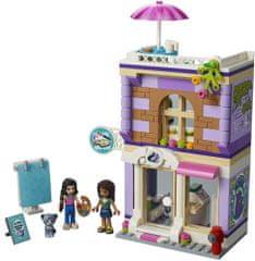 LEGO Friends 41365 Emma in umetniški studio