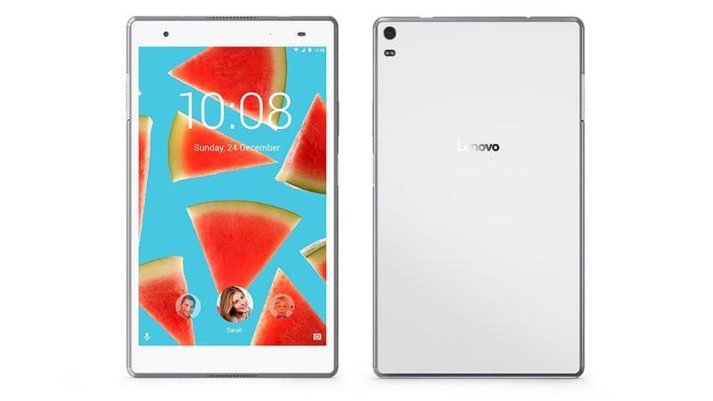 """Lenovo Lenovo TAB4 8"""" PLUS LTE 3 GB + 16 GB - White ( ZA2F0003CZ)"""