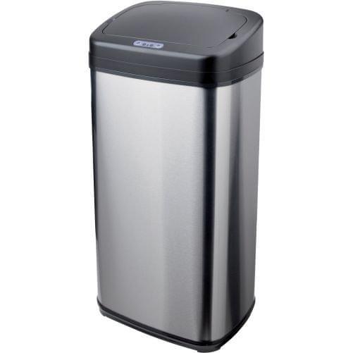 M.A.T. Group Bezdotykový automatický odpadkový koš 42 l nerez
