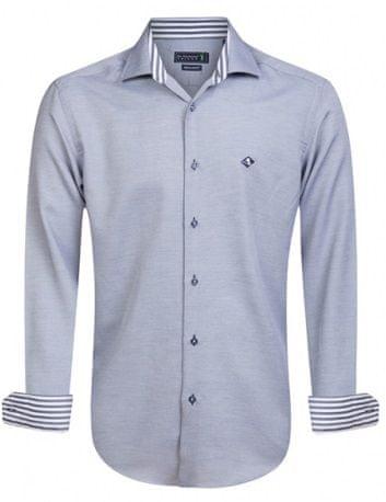1afb6a99391 Tom Tailor pánská košile 2055038 1004 Modrá L