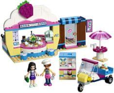 LEGO Friends 41366 Olivia in kavarna s pecivom