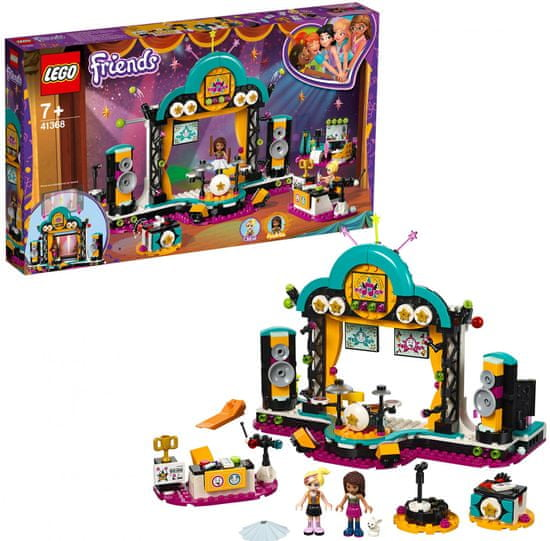 LEGO Friends 41368 Andrea in talent show
