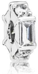 Pandora Srebrny koralik oddzielający 797529 CZ srebro 925/1000