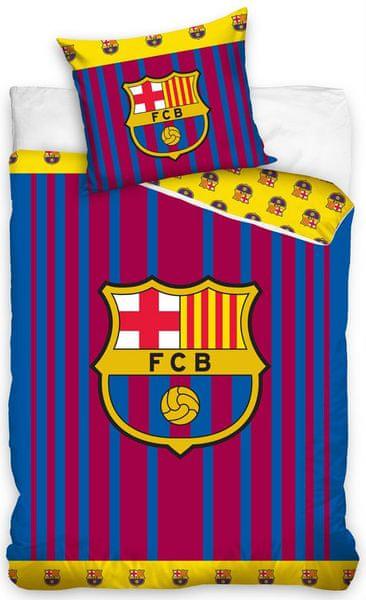 Carbotex Fotbalové povlečení FC Barcelona