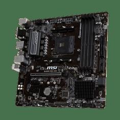 MSI osnovna plošča B450M PRO-VDH, DDR4, SATA3, USB3.1Gen1, HDMI, AM4 mATX