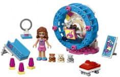 LEGO Friends 41383 Igrišče za Olivinega hrčka