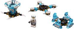 LEGO Ninjago 70661 Spinjitzu Zane
