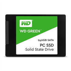 "WD SSD disk Green 3D NAND, SATA3, 480GB, 6,35 cm (2,5"")"