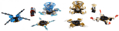 LEGO Ninjago 70663 Spinjitzu  Nya in Wu