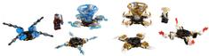 LEGO Zestaw Ninjago 70663 Spinjitzu Nya & Wu
