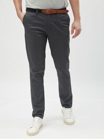 096a82faade Selected Homme šedé vzorované slim chino kalhoty Yard S - Diskuze ...