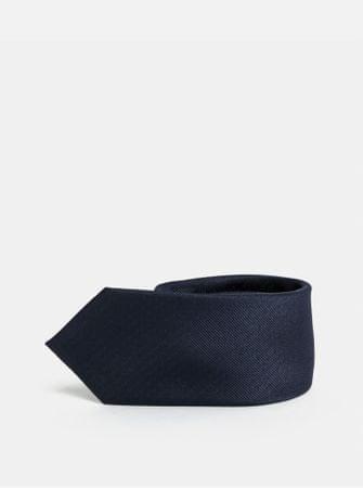 Selected Homme tmavě modrá slim kravata Valdemar