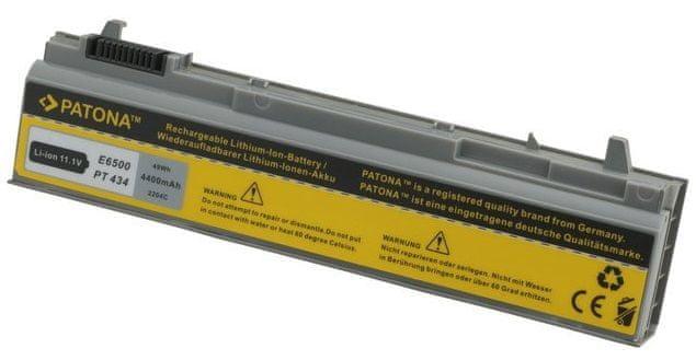 PATONA Baterie pro ntb DELL LATITUDE E6400 4400 mAh Li-Ion 11,1 V PT2204