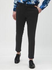Lindbergh černé chino kalhoty 09bb9a3375