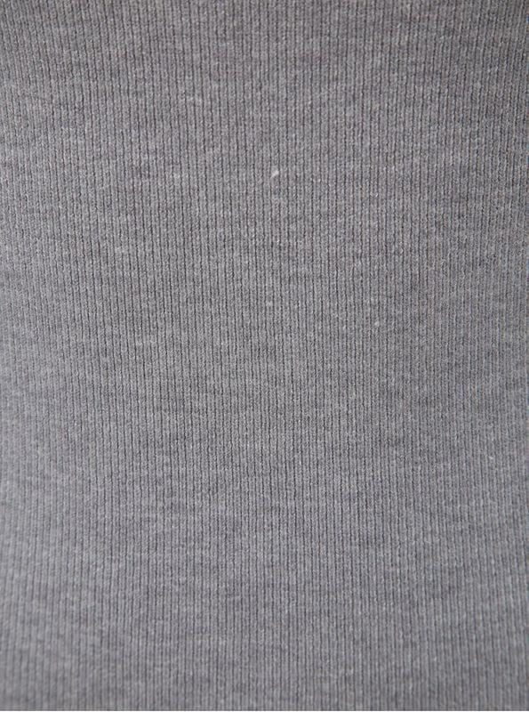 ZOOT šedý svetr s rolákem ONE SIZE - Parametry  d6a2932245