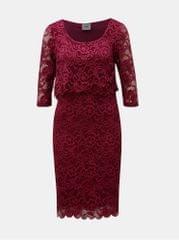 Mama.licious růžové kojicí krajkové šaty Mivane 7dd9fd2d81