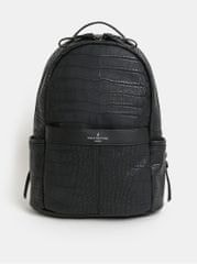 Paul's Boutique černý koženkový batoh Rosa