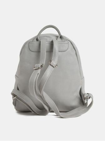 ZOOT světle šedý batoh s přední kapsou  8fb13bbd7b