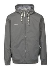 9bf5f1f2b5f Ragwear šedá pánská bunda s kapucí Percy