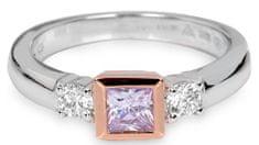 Silver Cat Srebra pierścień z kryształami SC145 srebro 925/1000