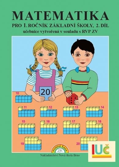 Rosecká Zdena: Matematika 1, 2. díl (učebnice)