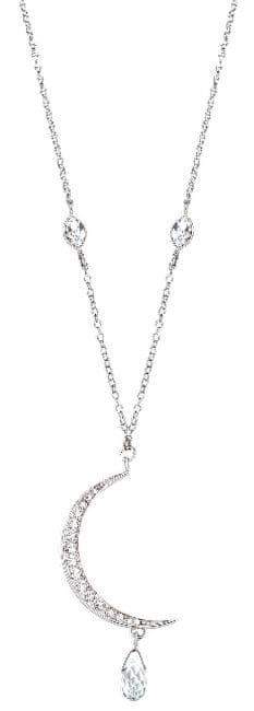 Morellato Ocelový náhrdelník s půlměsícem Luna SAIZ02