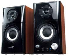 Genius drveni stereo zvučnici SP-HF 500A