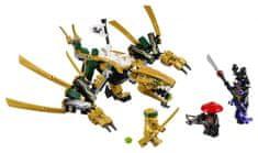 LEGO Ninjago 70666 Zlati Zmaj