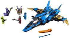 LEGO Zestaw Ninjago 70668 Burzowy myśliwiec Jaya