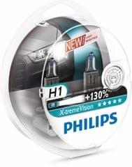 Philips par žarnic H1 X-treme Vision + 130%