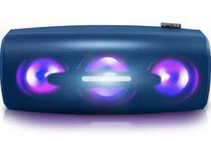 Muse M-930 DJ Bluetooth zvočnik, moder