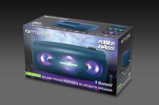 Muse M-930 DJ Bluetooth zvočnik