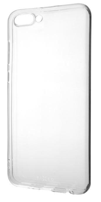 FIXED Ultratenké TPU gelové pouzdro Skin pro Honor View 10, 0,6 mm, čiré FIXTCS-302
